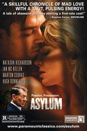 Asylum (2005 film) - Original film poster