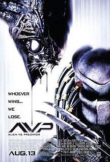 <i>Alien vs. Predator</i> (film) 2004 science fiction action film
