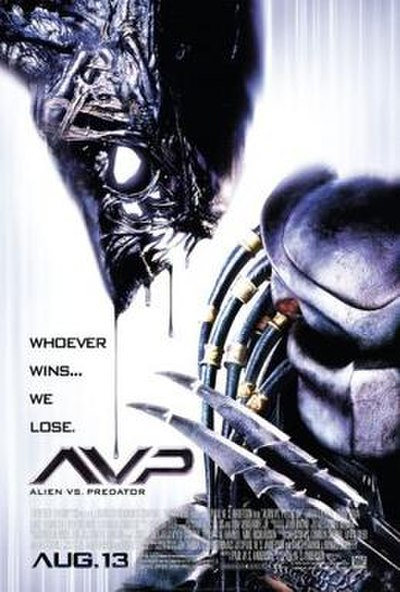 Picture of a movie: Alien Vs. Predator
