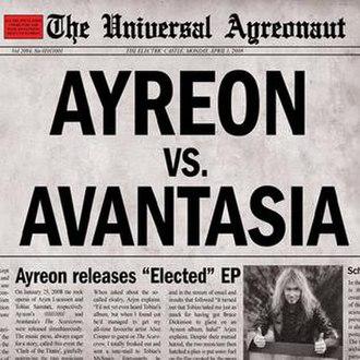 Elected (Ayreon EP) - Image: Ayreon E