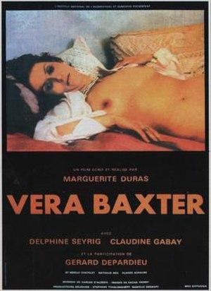 Baxter, Vera Baxter - Image: Baxter, Vera Baxter 1977 film