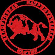 Valkovenäjän isänmaallisen puolueen logo.png