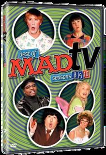 <i>Mad TV</i> (season 8) Eighth season of the American television series Mad TV