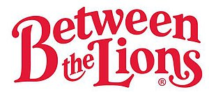 Between the Lions - The show's logo.