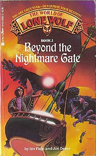 <i>Beyond the Nightmare Gate</i> book by Ian Page