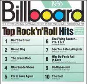 Billboard Top Rock'n'Roll Hits: 1956 - Image: Billboard Top Rock'n'Roll Hits 1956