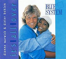 Blue System & Dionne Warwick - It's All Over.jpg
