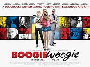 Boogie Woogie (film) - Image: Boogie woogie ver 2