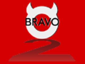 Bravo 2 - Image: Bravo 2 logo