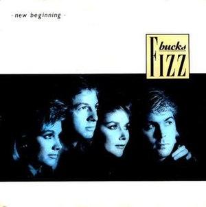 New Beginning (Bucks Fizz song) - Image: Bucks Fizz New Beginning