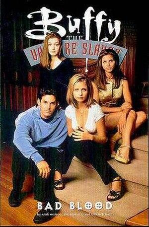 Bad Blood (Buffy comic) - Image: Buffy Bad Blood