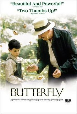 Butterfly's Tongue - American DVD release