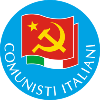 Party of Italian Communists - Image: COMUNISTI ITALIANI 2