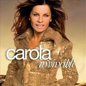 Invincible (Carola Häggkvist song) - Image: Carola invincible