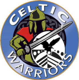 Celtic Warriors badge - 2004-05 season (unplayed) Celtic warriors badge.png