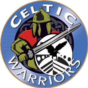 Pontypridd RFC - Celtic Warriors badge – 2004–05 season (unplayed)