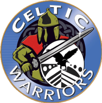 Celtic Warriors - Celtic Warriors badge - 2004/05 season (unplayed)