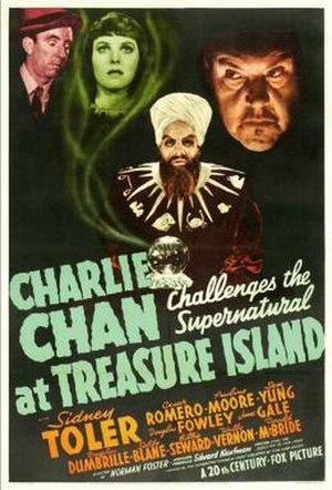 Charlie Chan at Treasure Island - Image: Charlie Chan at Treasure Island Film Poster