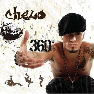 360° (Chelo album) - Image: Chelo 360