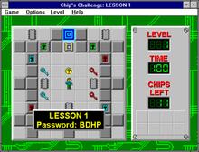 Chip's Challenge - Wikipedia