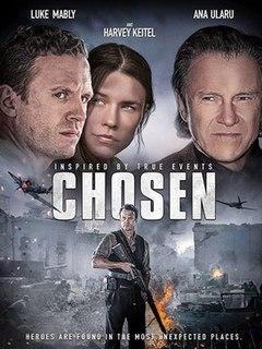 <i>Chosen</i> (2016 film) 2016 British film directed by Jasmin Dizdar