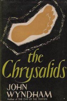 Chrysalids first edition 1955.jpg