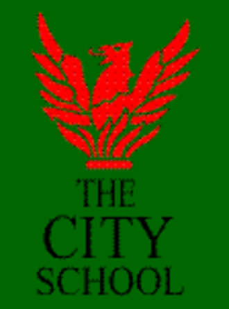 Outwood Academy City - The City School logo until 2009