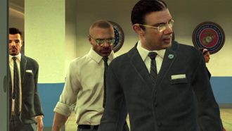 Call of Duty: Black Ops - From left to right: Mason, Hudson, and McNamara.