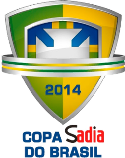 2014 Copa do Brasil football tournament season