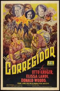 <i>Corregidor</i> (1943 film) 1943 film by William Nigh