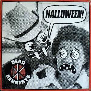 Halloween (Dead Kennedys song) - Image: Dead Kennedys Halloween cover