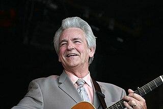 Del McCoury American bluegrass musician