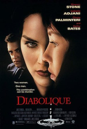 Diabolique (1996 film) - Theatrical release poster