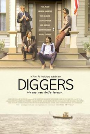 Diggers (2006 film) - Promotional poster