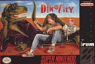 <i>DinoCity</i>