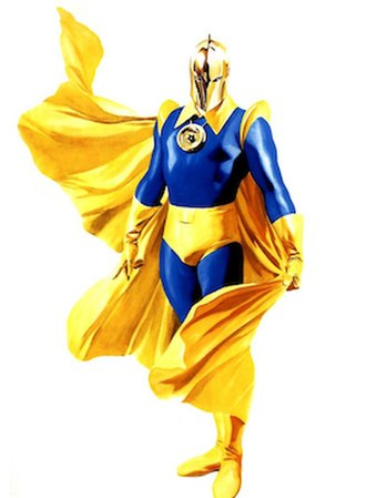 Doctor Fate - Art by Alex Ross