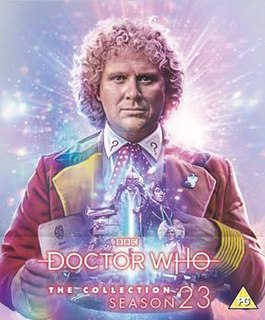 <i>The Trial of a Time Lord</i> season of television series