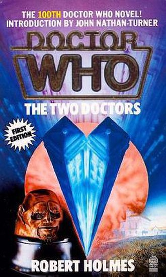 The Two Doctors - Image: Doctor Who The Two Doctors