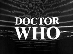 Doctor Who (season 4) - Image: Doctor Who title 1967 1969