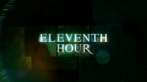 Eleventh Hour (U.S. TV series) - Image: Eleventh Hour US title