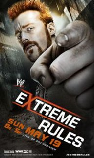 Extreme Rules (2013) 2013 WWE pay-per-view event