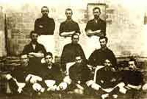 F.C. Bari 1908 - FBC Bari originals in 1908.