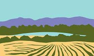 Monkton, Vermont - Image: Flag Of Monkton