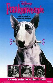 <i>Frankenweenie</i> (1984 film) 1984 English language film by Tim Burton