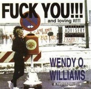 Fuck You!!! And Loving It: A Retrospective - Image: Fuckyouandlovingitwo w
