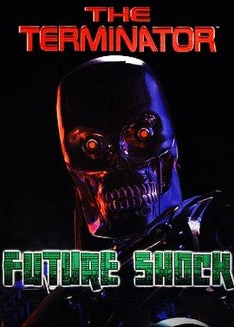 The Terminator: Future Shock - Image: Futureshockcover