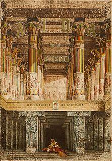 <i>Aida</i> opera in four acts by Giuseppe Verdi