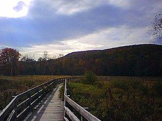 Goosepond Mountain State Park - Image: Goose Pond Mtn