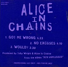 Alice in Chains - Got Me Wrong Lyrics | SongMeanings