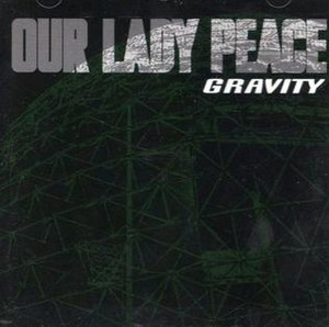 Gravity (Our Lady Peace album) - Image: Gravity limited edition